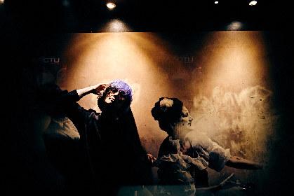 DIR EN GREYの薫(Gt)、初の個展『ノウテイカラノ』『krim&zon展』を2019年開催