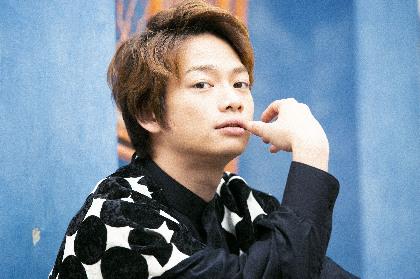 池田純矢が松岡充主演・舞台『絶唱サロメ』の見どころを語る「人とは思えない妖怪のような存在。カッコ良すぎて失神しますよ」