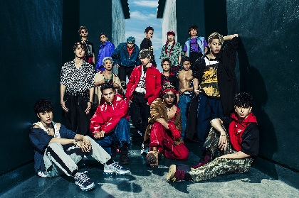 THE RAMPAGE from EXILE TRIBE × WOWOW、番組公開スタジオライブ収録に100名を招待