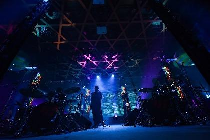 minus(-) 夏の東阪ライブ終了、10月には2daysライブとプレミアムイベント開催