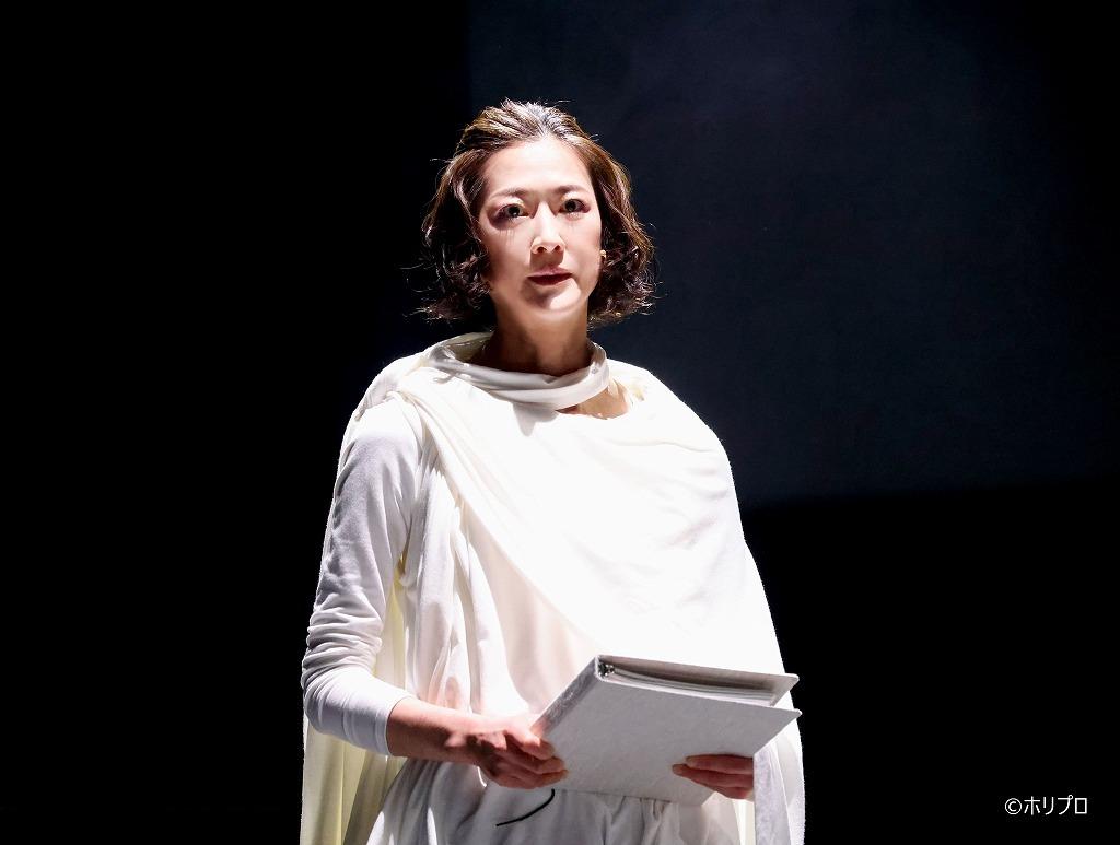 馬渕英里何 (C)ホリプロ  撮影:宮川舞子