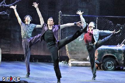 村上虹郎、森崎ウィンらが「豊洲のマンハッタンに来て!」とアピール ブロードウェイ・ミュージカル『ウエスト・サイド・ストーリー』Season2まもなく開幕