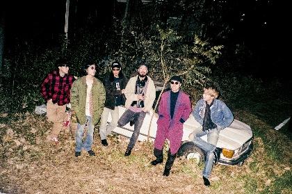 Suchmos、自主企画対バンツアー『Suchmos The Blow Your Mind TOUR』の開催を発表 ゲストにDragon Ash、The Birthdayら4組