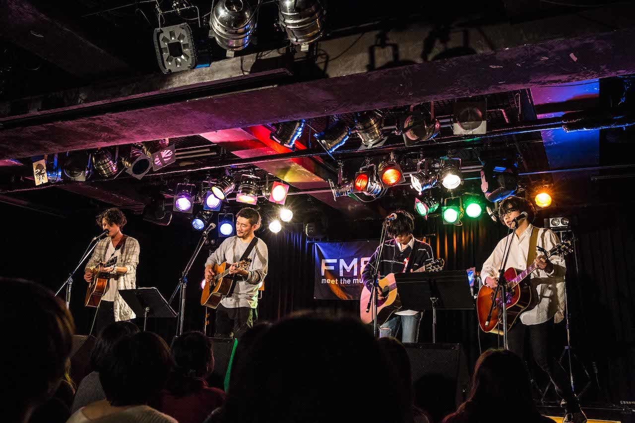 『FM802 弾き語り部 新春発表会』