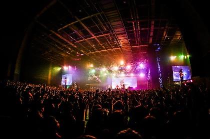 sumika、King Gnu、Official髭男dismらが集結『FM802 ROCK FESTIVAL RADIO CRAZY 2019』の模様をFM802 DJが終演直後に語り合う、初日は飯室大吾&鬼頭由芽