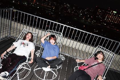 TETORA、初のドラマ主題歌2曲を収めたDVD付きシングル「言葉のレントゲン」のリリースが決定