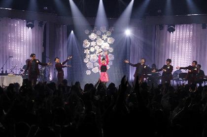 ゴスペラーズ×松任谷由実、サプライズで一夜限りのコラボレーションが実現『20th Anniversary ゴスペラーズコンサート2018 in Naeba』