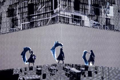 Perfume、全国4大ドームツアー・東京公演を映像作品としてリリース決定 ジャケット写真も公開に
