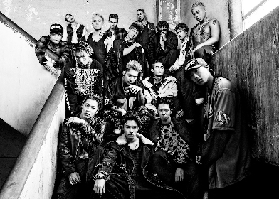 THE RAMPAGE from EXILE TRIBE、新アートワークを公開