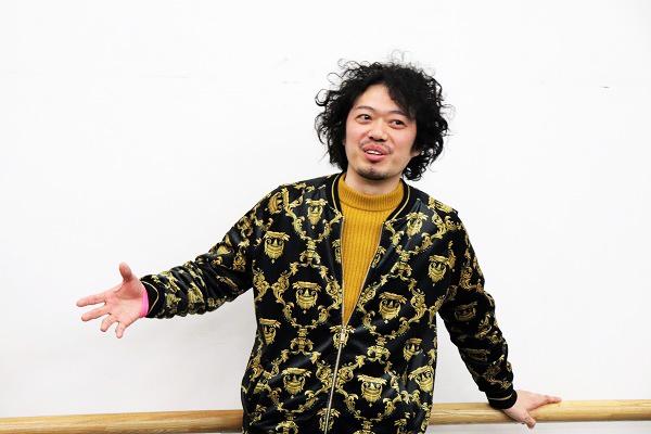 舞台「山犬」インタビュー 丸尾丸一郎