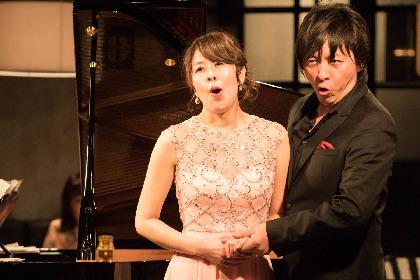 オペラ界のスター・宮本益光とソプラノの新星・三井清夏がサンデーブランチクラシックに登場