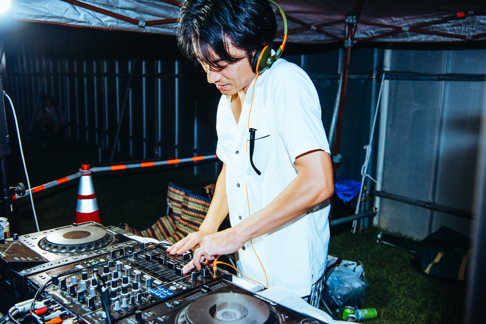 DJ飯室大吾(FM802)
