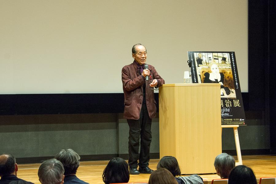 大原美術館館長 東京大学名誉教授 高階秀爾(たかしな・しゅうじ)