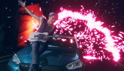 MIYAVI、バーチャルプロジェクト第三弾「Need for Speed」のMVを公開 バーチャルライブの開催も発表に