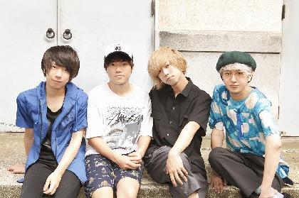 KEYTALK  四者四様の粒揃いシングル「セツナユメミシ」と初の横浜アリーナ公演の意気込みを語る