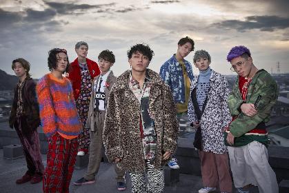 三代目JSB、GENERATIONSらの作品にも出演したトリッキング世界チャンピオングループが初のMV公開