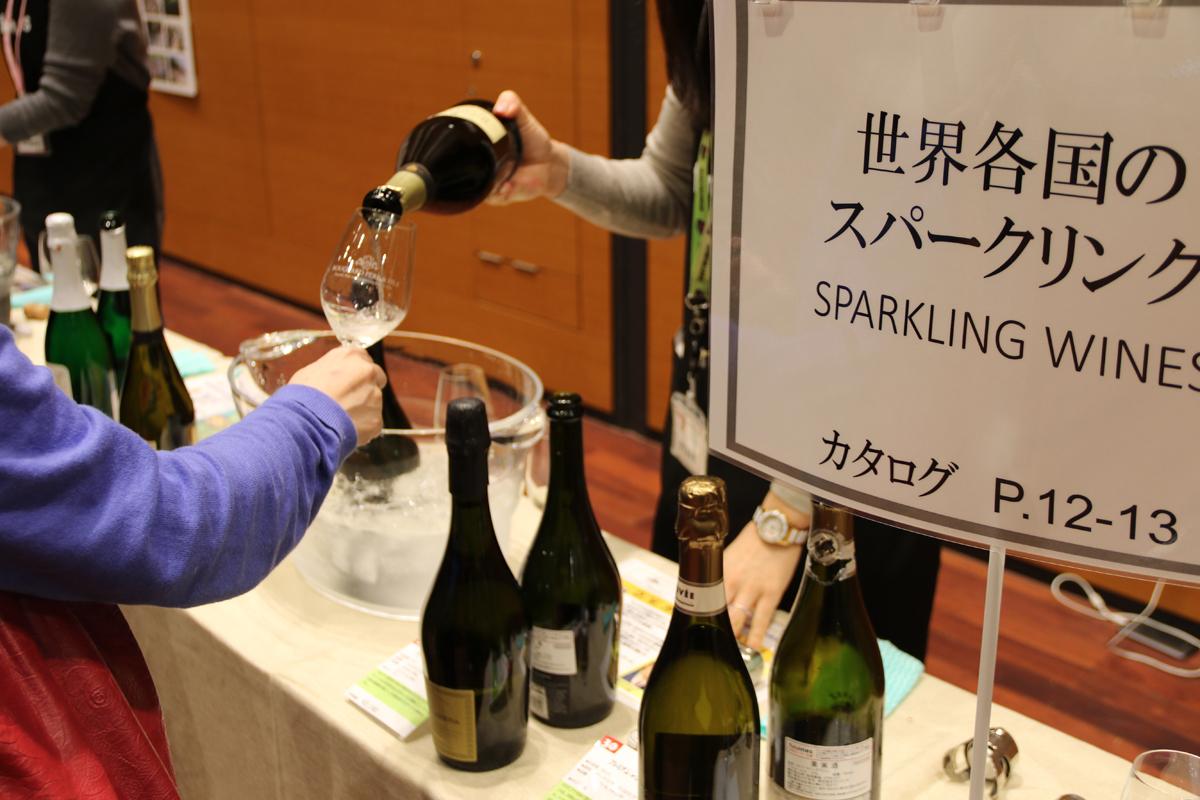世界各国のスパークリングワイン