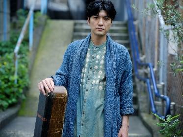 森山直太朗が新YouTubeチャンネル「にっぽん百歌」開設、好きな曲を好きな場所で弾き語る