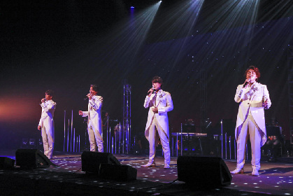 LE VELVETS CONCERT TOUR 2020『PRAYLIST』が開幕! 音楽の力への信念と祈りに満ちた至福のハーモニー響く
