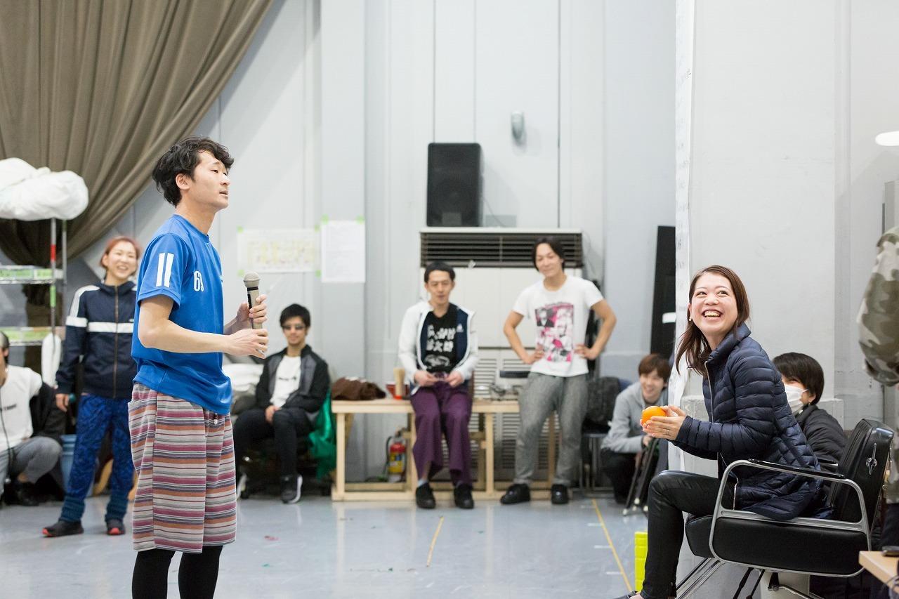 鈴木明子 (C)赤坂久美