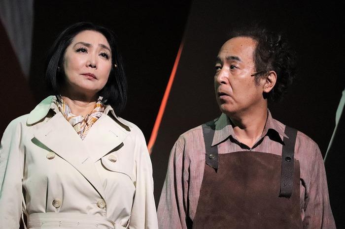 舞台『雲のむこう、約束の場所』公開最終稽古