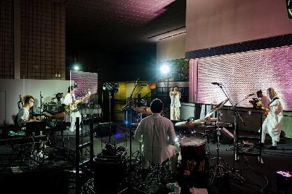 LACCO TOWER無観客配信ライブ一日目「黒白歌合戦 ~電波極まる真白の変~」をレポート