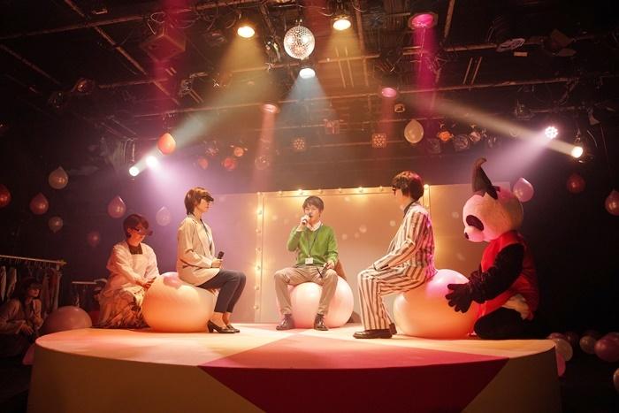 匿名劇壇『運命的なアイディア』(2020年)より。 堀川高志(kutowans studio)