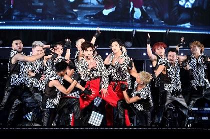 東方神起 60万人動員した5大ドームツアー、東京ドームでの2days追加公演を発表