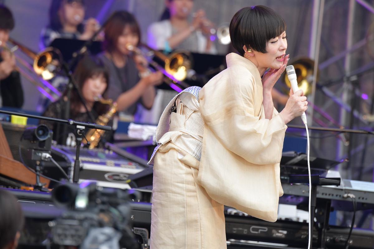 椎名林檎  (写真提供:日比谷音楽祭)