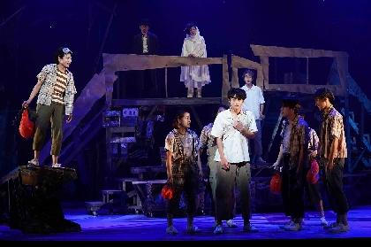 木村達成、佐藤寛太ら出演 白井晃が宮沢賢治の未完成の傑作に再び向き合った、音楽劇『銀河鉄道の夜2020』がテレビ初放送