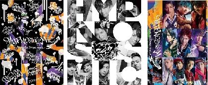 舞台ヒプマイ第3弾 BD・DVD、 ジャケ写・収録内容・メーカー/店舗別購入特典絵柄が一挙公開
