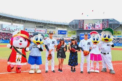 『バンドリ! ガールズバンドパーティ!』10月13日(土)に千葉ロッテマリーンズタイアップ試合を開催、オフィシャル写真レポート到着