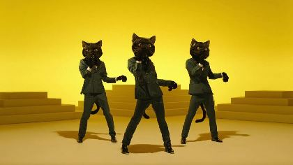 ヤマト運輸の宅配便40周年サイトに公開された「ネコふんじゃった」ダンスミュージック動画がスゴイ