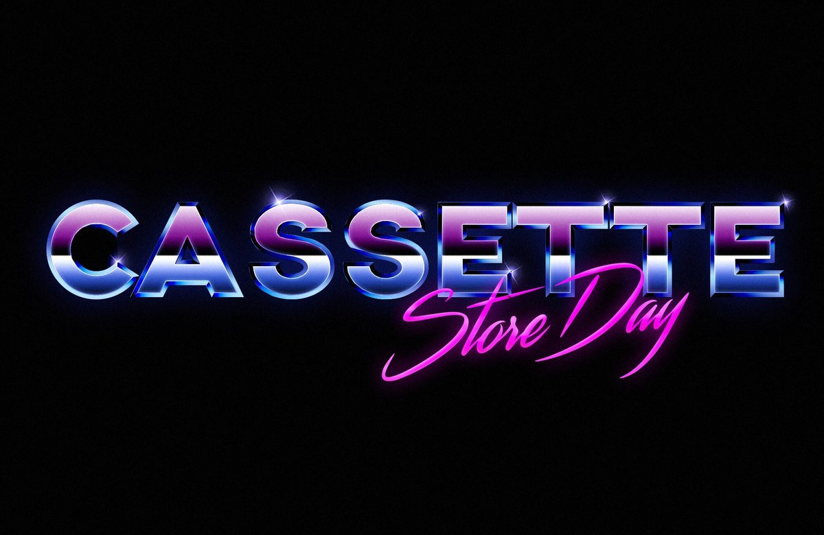 『CASSETTE STORE DAY』