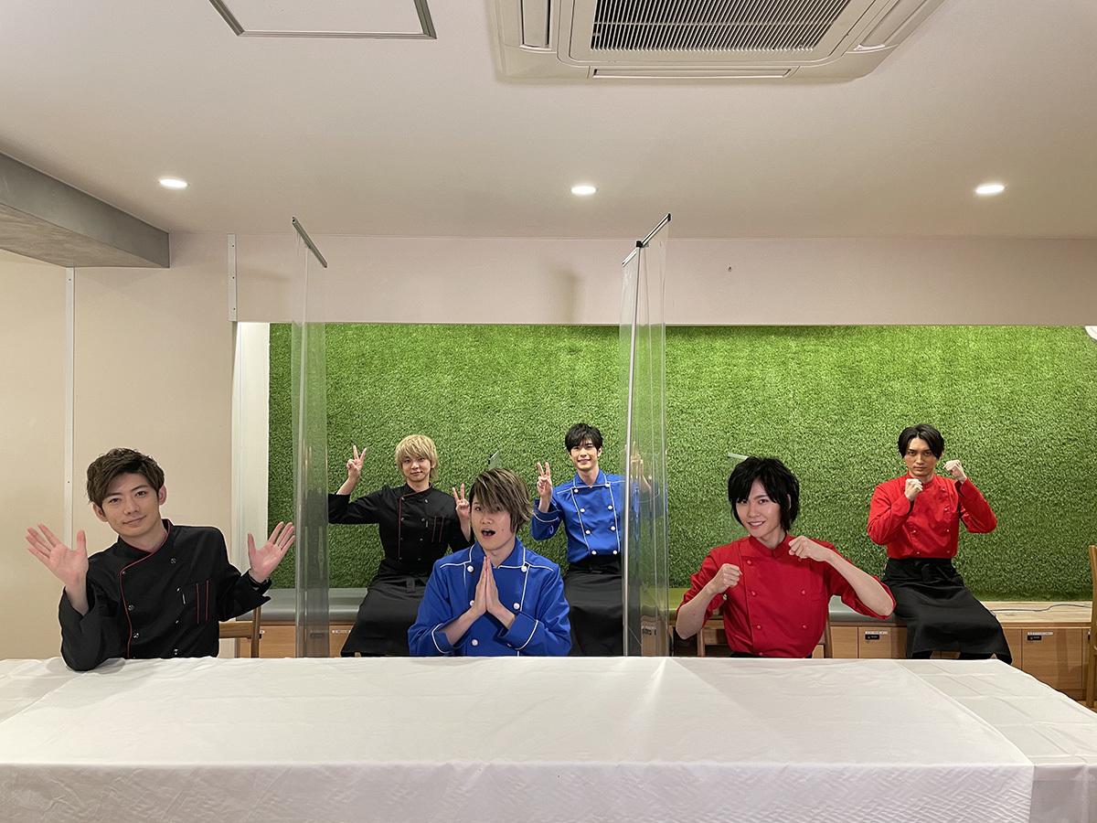「ドラバイの宴」第一皿 (ファーストディッシュ)より (C)Dragon's Bite Project/カメイヒロユキ