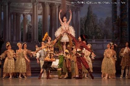 WOWOWでパリ・オペラ座バレエ団の最新公演を5回にわたり特集放送