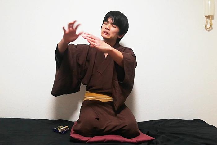 夢天家場和成(日本大学芸術学部落語研究会)