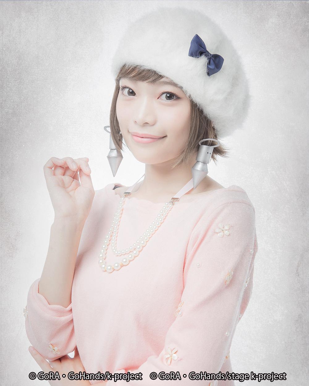 雪染菊理 役:小山百代