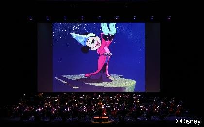 ディズニー・ファンタジア・コンサート2016、 ピアニスト清塚信也が奏でるガーシュインの傑作。