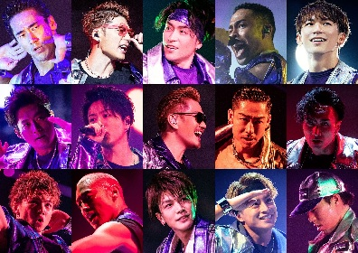 EXILE 約3年間の活動と成長を記録した「Love of History」MV公開