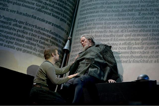 《ドン・キショット》マリインスキー劇場のヤニス・コッコス演出《ドン・キショット》はフルラネットのために制作されたプロダクション マリインスキー・アカデミーの有望な歌手たちと共演した