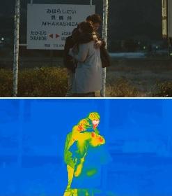 相手を想う気持ちは、本当に相手をあたためることができるのか? 遠距離恋愛カップルに密着検証