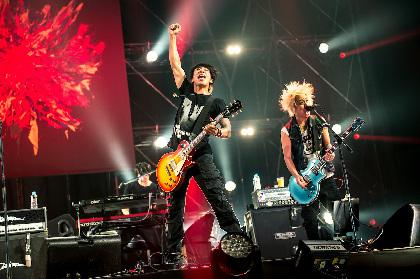 """【""""SAI""""クイックレポ】the HIATUS 「今日、ここにいる全ての同世代のバンドに捧げます」 奇跡的な1日を体現するステージ"""
