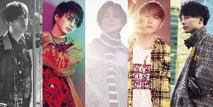 Da-iCE ニューアルバム『FACE』にヒゲダン藤原提供曲、新ビジュアル&全編メルボルン撮影MVも公開
