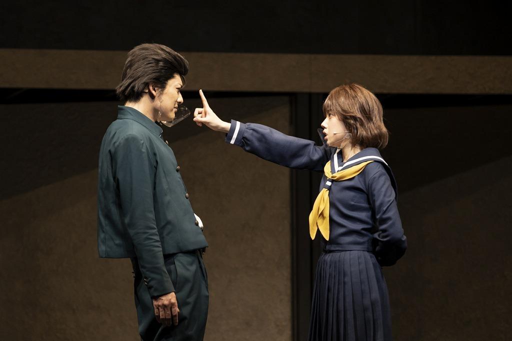 (C)舞台「幽☆遊☆白書」其の弐製作委員会  (C)Yoshihiro Togashi 1990年-1994年
