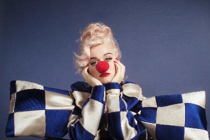 ケイティ・ペリーがニューシングルをリリース 8月には3年ぶりのアルバムも