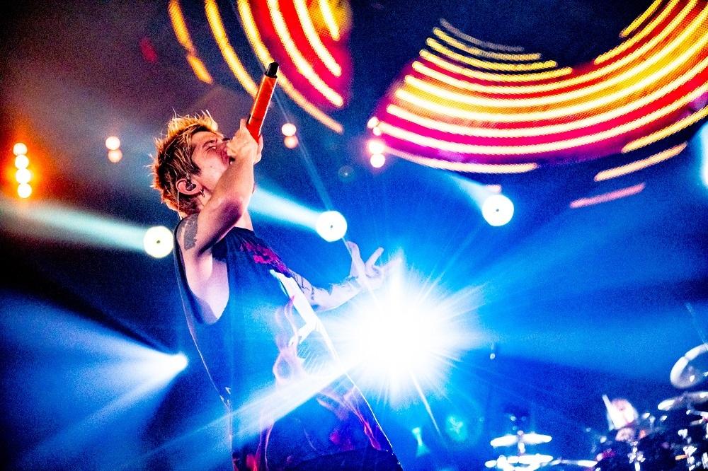 ONE OK ROCK  Photo by KAZUSHI HAMANO