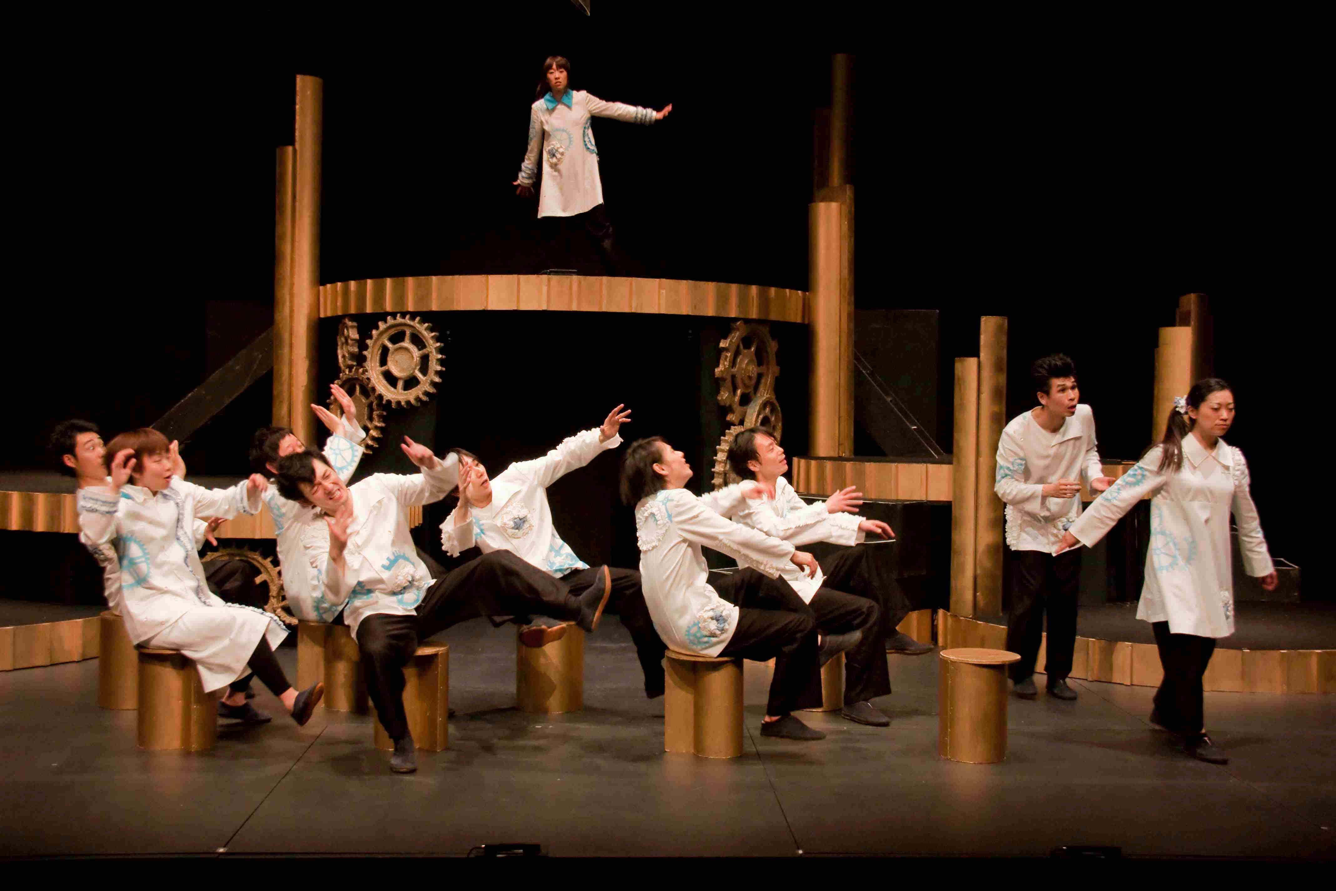 第25回公演・10周年記念公演『PerformenVI〜Paradiso〜』