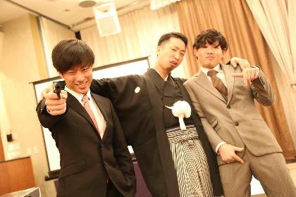 SHANK 9月ツアーに長崎公演の追加を発表、全公演のゲストラインナップ解禁