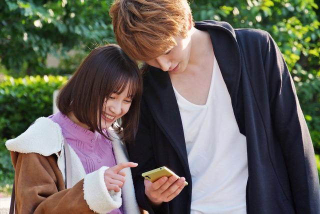 (C)杉山美和子/小学館(Sho-Comi フラワーーコミックス)フジテレビジョン・エイベックス通信放送